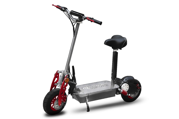 "1000W 48V TWISTER6.5 "" E-SCOOTER Nou 2018"