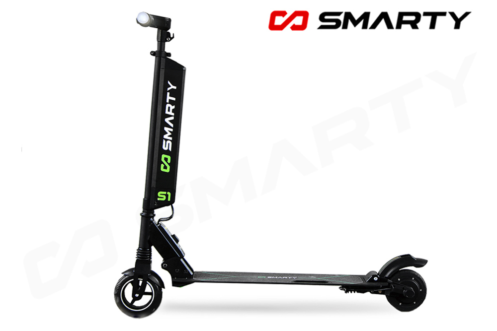 300W 36V Eco Scooter Smarty S1 5.5 inch Nou 2018