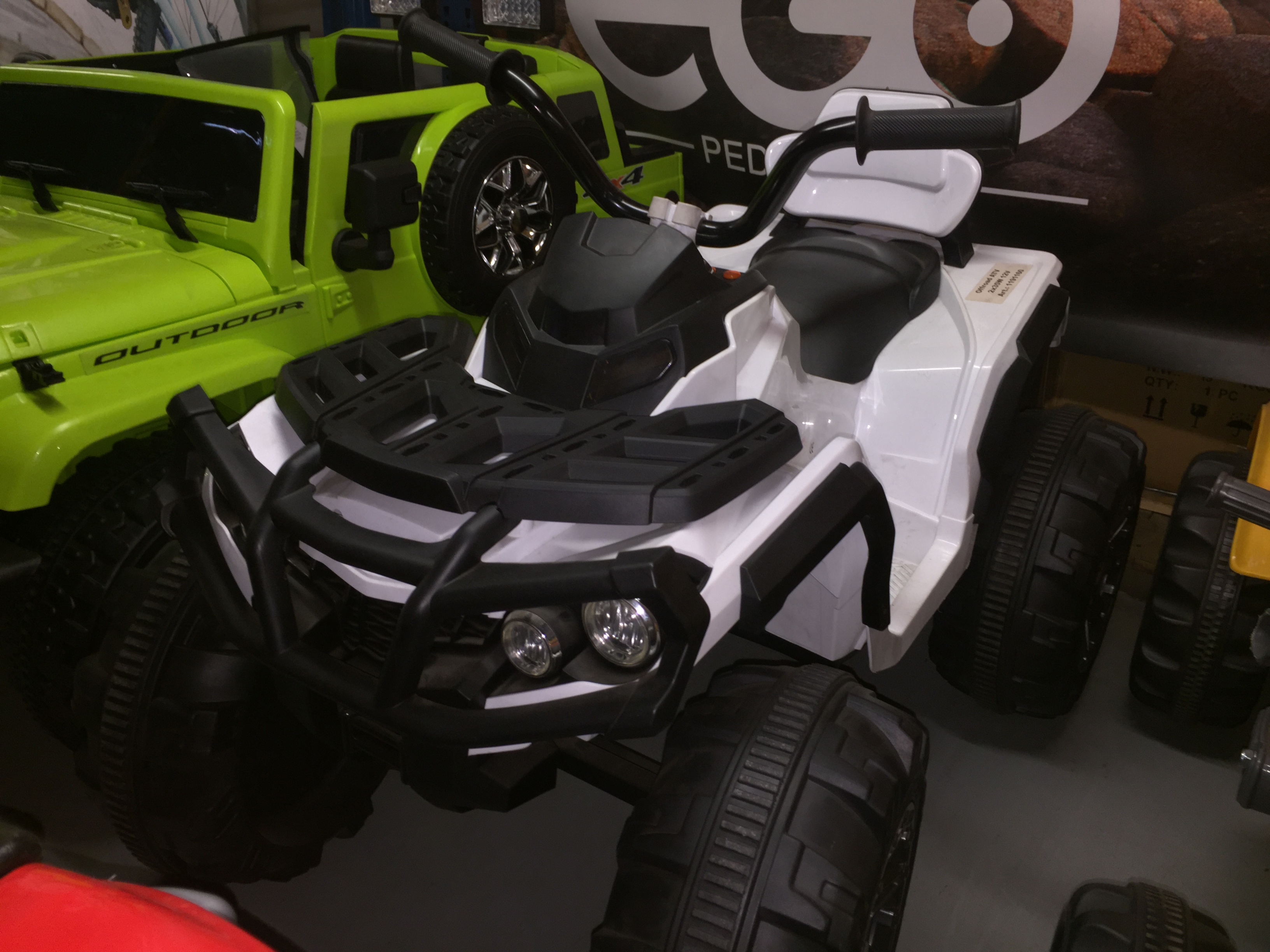 ATV electric Copii Offroad New 2018