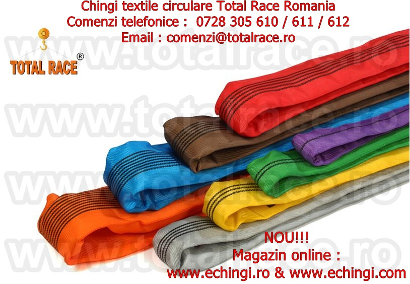 Magazin chingi textile de ridicare Total Race
