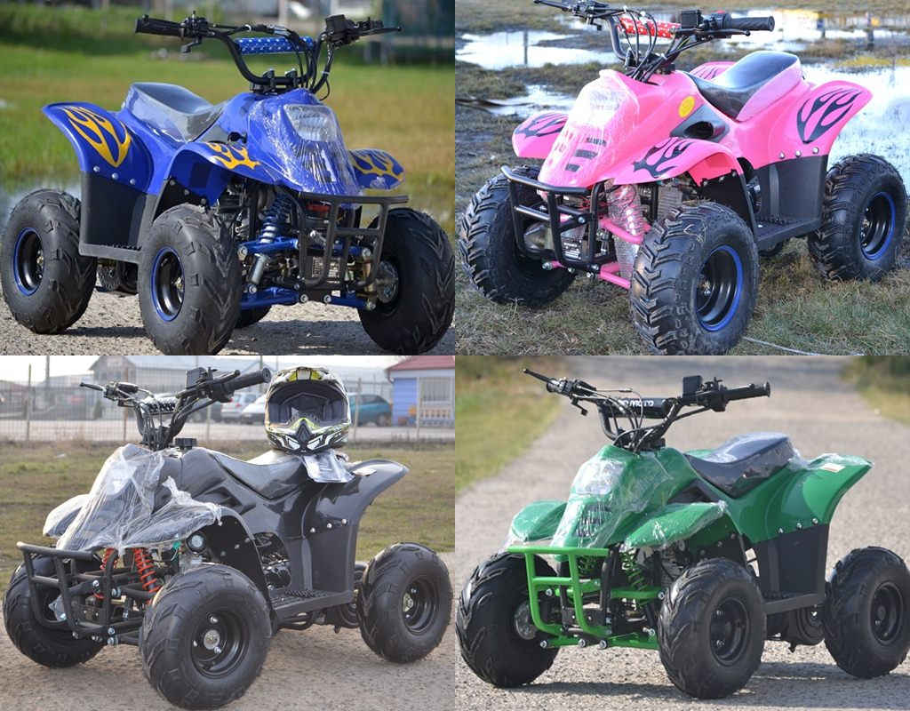 ATV Urban Big Foot 125cc Import Germania