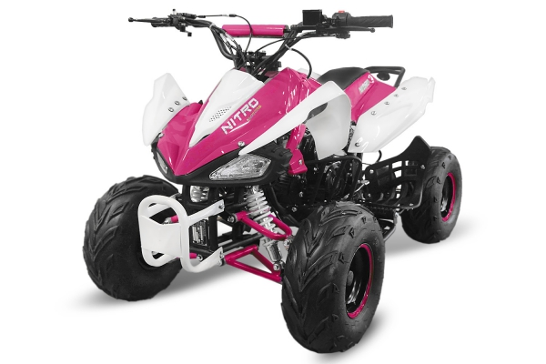 ATV Urban Speedy 125cc Import Germania