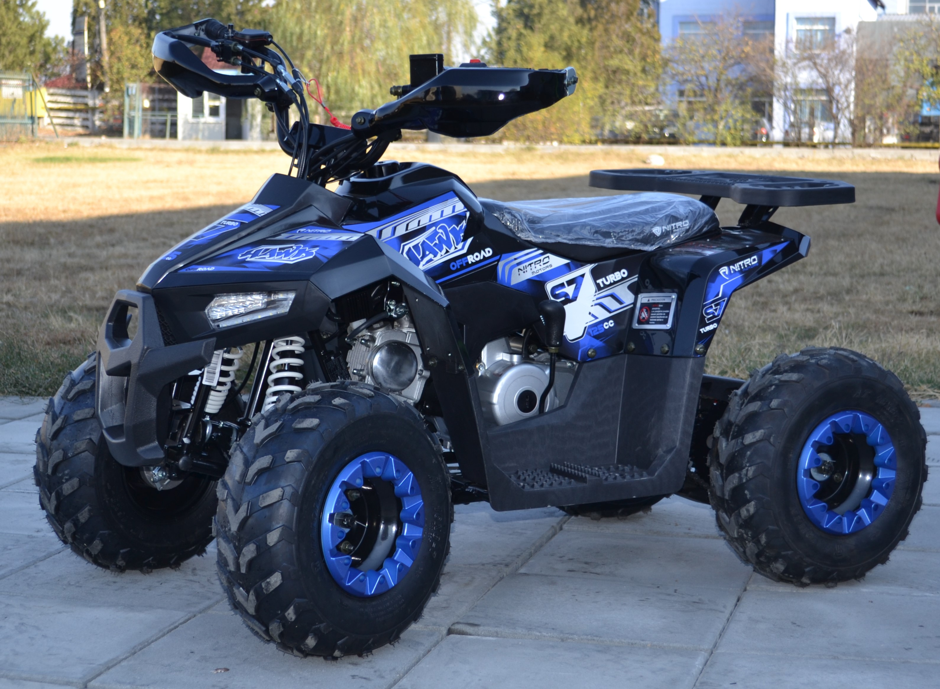Atv Kinder Nitro 125 Hawk Sport Edition RS7 Produs Nou 2018