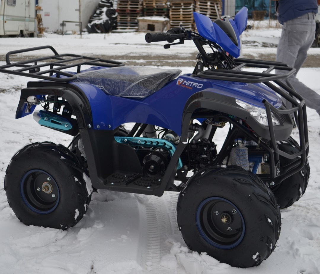 ATV Urban T-Rex 125cc Import Germania